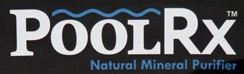 PoolRx minerals for pools and spas